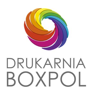 Logo Drukarnia BOXPOL Słupsk